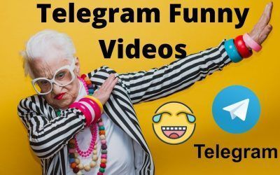 Funny Telegram videos and gifs
