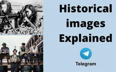 Historical images explained