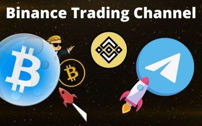 Crypto Binance Trading channel